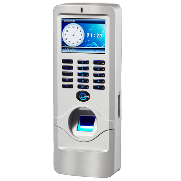 M80-W Waterproof Fingerprint Access Control