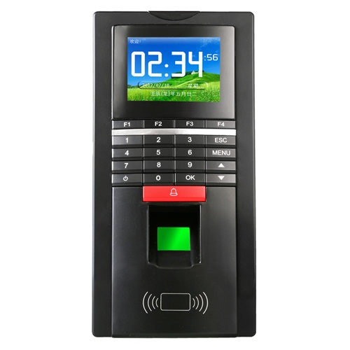 F131 Fingerprint & Card Access Control