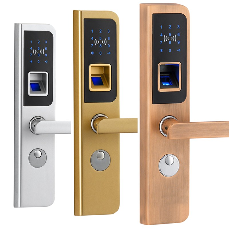 L05 RFID Fingerprint Door Lock